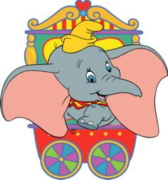 Dumbo is the Disney movie. It stars Dumbo, an elephant with big ears who is ridiculed for them. Disney Pixar, Disney Art, Walt Disney, Disney Characters, Dumbo Disney, Dumbo Baby Shower, Baby Dumbo, Pepe Le Pew, Lucy Van Pelt