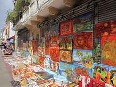 Republica Dominicana - Santo Domingo, Paintings Dominican Republic, Painting, Art, Santo Domingo, Art Background, Painting Art, Kunst, Paintings, Gcse Art