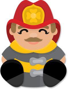 Fireman Cuddly Friend Free Svg Cut Svg Cuts Free Design Svg File
