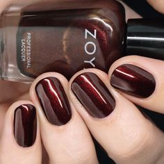 Kollektion Zoya Twinkling Holiday 2019 - New Sites Summer Nail Polish, Zoya Nail Polish, Nail Polish Colors, Summer Nails, Nail Polishes, Manicures, Wedding Nails For Bride, Bride Nails, French Nails