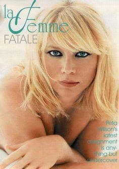 Peta Wilson: Sexy Photos for Her 43rd Birthday–November 18th, 2013