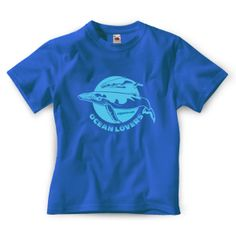 Camiseta ocean lovers royal blue http://www.miyakao.com/es/camisetas.html