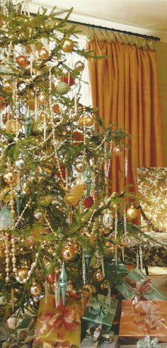 Christmas Tree Mid-Century Retro