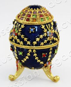 """Imperial"" Faberge style egg"