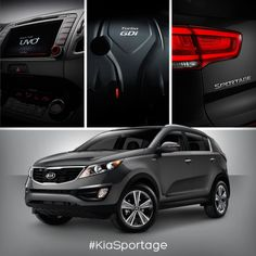 Perfect for the road ahead. #KiaSportage