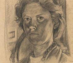 Zelfportret 1944