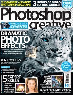 Photoshop Creative - Photoshop Galleries, Tutorials, Reviews & Advice