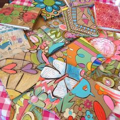 Student journals= awesome by pam garrison, via Flickr I SEE MY GROW JOURNAL blog.artsyfindings.com