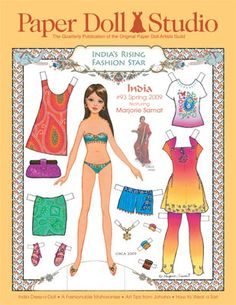 OPDAG - Paper Doll Studio Issue 93
