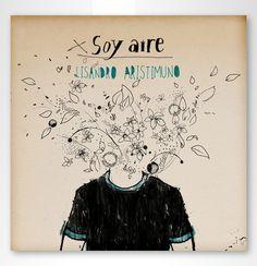 Lisandro Aristimuño (album artwork) by Rocío Fernández Fuks, via Behance