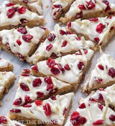 As I re-write this recipe, this time with Starbucks having discontinued selling the original Cranberry Bliss bars, I am twice as happy to share this recipe. A true holiday favorite, these bars are ....
