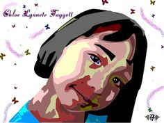 This portrait is of my youngest daughter. Tried it for the first time after I figured out how to use vector points in photoshop. Vector portrait of my daughter Vector Portrait, Long Time Ago, Vector Art, To My Daughter, Disney Characters, Fictional Characters, Photoshop, Disney Princess, Artwork