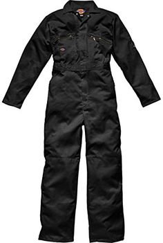 Dickies Redhawk WD4829 Knee Pad Stud Front Work Wear Combinaison Boilersuit