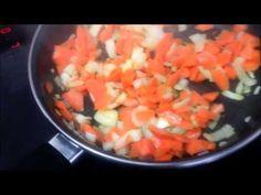 Tutorial Arroz con Verduras