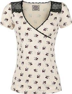 Bloomy Girl Shirt - T-Shirt by Vive Maria