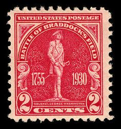 United States Master Collection, Scott 688