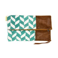 f7b926a2a805 Our 100 Most Popular Items  Oversized Envelope Clutch - Mint ...