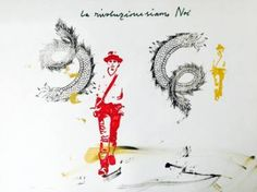 """Saatchi Art Artist Zoran Poposki; Drawing, """"La Rivoluzione (Beuys)"""" #art"""