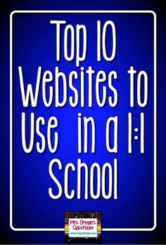 School technology - Top 10 Websites For 11 Schools – School technology Teaching Technology, Technology Integration, Teaching Resources, Teaching Ideas, Teaching Tools, Teaching Biology, Business Technology, Teaching Spanish, Flipped Classroom