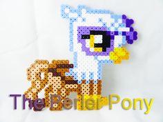 My Little Pony Silly Filly Perler Ponies: Gilda par ThePerlerPony