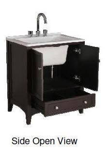 Awesome Laundry Sink With Style And Storage Time In 2019 Single Bathroom Vanity Cabinets