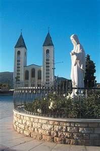 Medjugorje in Yugoslavia, so fortunate to visit Yugoslavia,sadly the war broke out while we were there, all such beautiful people <3