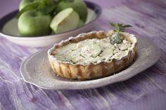 Já provou a nossa receita de Tarte de maçã verde?