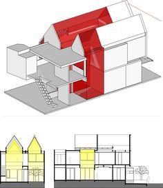 Imagen 20 de 20 de la galería de Casa Spouse / Parametr Indonesia. Diagrama
