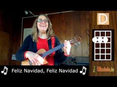 Feliz Navidad Ukulele Tutorial - 21 Songs in 6 Days: To learn how to play the ukulele in easy ways visit us at - http://ukulele.io/free-stuff-offer/