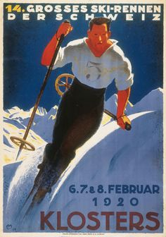 1920 Grosses Ski-Rennen der Schweiz, Klosters