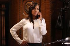 Scandal - Olivia Pope is the freaking best.