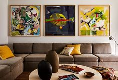 ASH NYC | Gallery Cozy Living Rooms, Best Tv, House Colors, Staging, Layout, Gallery, Interior, Modern, Painting