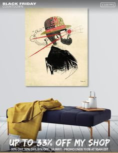 Discover «Henri de Toulouse-Lautrec», Limited Edition Aluminum Print by federico  fonseca - From $65 - Curioos