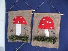 Kässä ja kuvis: 2009 Textiles, Kindergarten, Christmas Ornaments, Holiday Decor, Create, Fall, Autumn, Day Care, Kunst