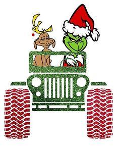 Grinch Christmas Decorations, Christmas Svg, Christmas Shirts, Christmas Themes, Holiday Crafts, Christmas Holidays, Christmas Ornaments, Xmas, Grinch Stuff