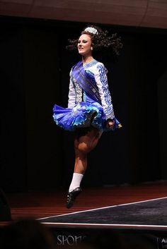 2013 Australian Irish Dance of Champions. Love the skirt!