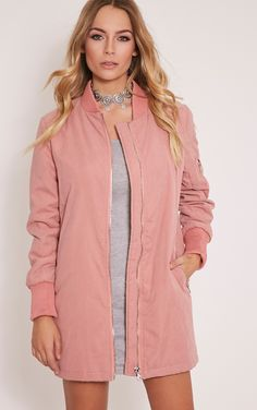 Bailey Rose Longline Padded Coat