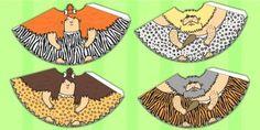 Stone Age Cone People - history, craft, stone age, KS2 history
