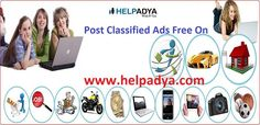Thank you Help Adya for giving me free ad posting feature  I've used Help Adya for the first time. I mean it was my first experience of posting ad because I was in need of job and one of my friends recommends me this website. He said that this website provide free ad posting feature, so I've posted my advert inwww.helpadya.comand now I can also say that this is bestfree post job website in Delhi NCRwith huge social and online support. I will definitely recommend this site to anyone who…