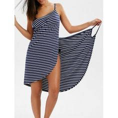 SHARE & Get it FREE | Striped Open Back Cover-ups DressFor Fashion Lovers only:80,000+ Items·FREE SHIPPING Join Dresslily: Get YOUR $50 NOW!
