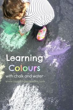Learning colours wit