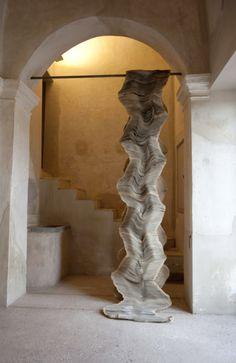Found Inspiration Moving Forward   Daniele Papuli  Paper sculptures  Artist Daniele...