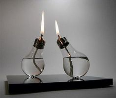 Creative lighting ideas!