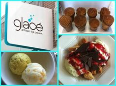 Daily Scoop: Glace Artisan Ice Cream in Leawood, KS.