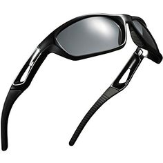 611f0efee9 OMorc Polarized Sunglasses with 5 Interchangeable Lenses (1 Polarized  Sunglass and 4 Common Sunglasses)