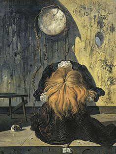 Eugene Berman (1899-1972), Sunset(Medusa), 1945.