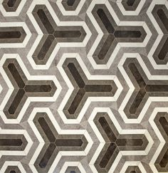 Fiorentina stone patterned floor collection by David Hicks, great Bathroom Tiles. Floor Design, Ceiling Design, Tile Design, Pattern Design, Floor Patterns, Wall Patterns, Textile Patterns, Textiles, Pattern Texture