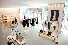 杉本博司内装の「イセタンサローネ」、日本伝統素材をモダンにした新ショップ 1枚目の写真・画像