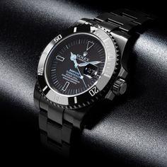 Bamford Watch Department Aqua Heritage Dial Submariner