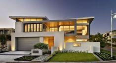 53+ Ideas For House Facade 2 Storey Modern #house